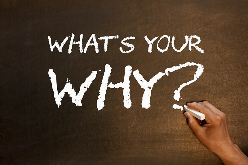 "Promoting Your ""WHY"""